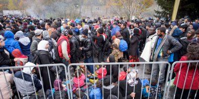 8. La ruta ha tomado notoriedad y según CNN unas 500 personas la transitan semanalmente. Foto:AFP