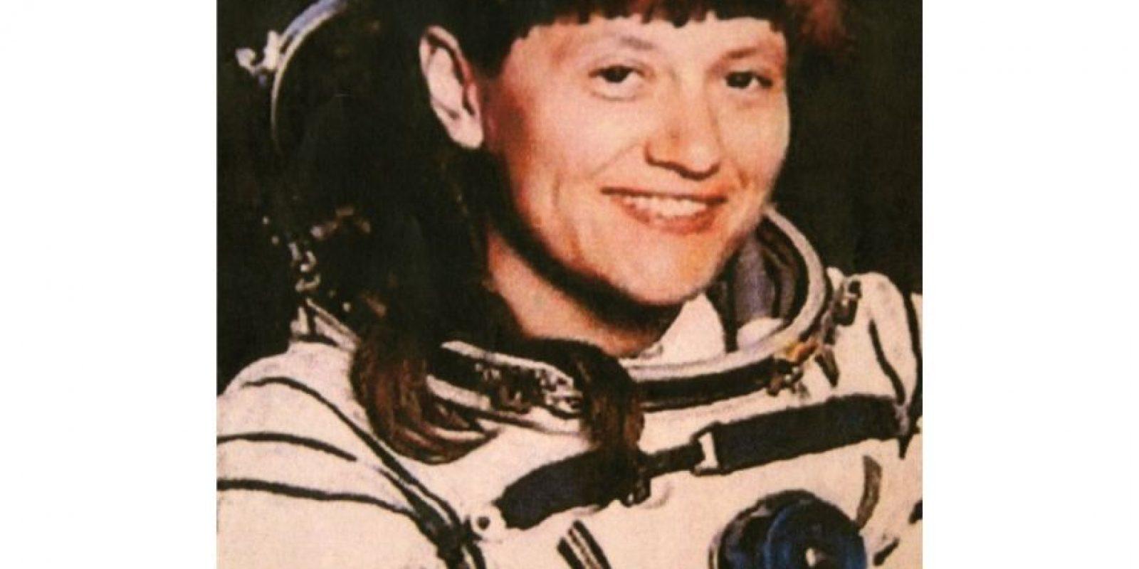4. La primera mujer en realizar una caminata espacial fue la rusa Svetlana Savitskaya, el 25 de julio de 1984 Foto:Wikimedia.org