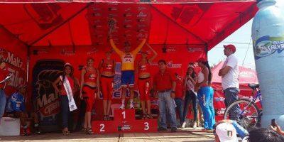 Costa Rica celebra en Sanarate y el liderato de la Vuelta es para Guatemala