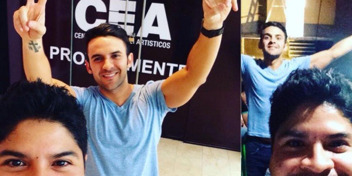 Carlos Peña y Napoleón Robleto listos para compartir sus conocimientos musicales