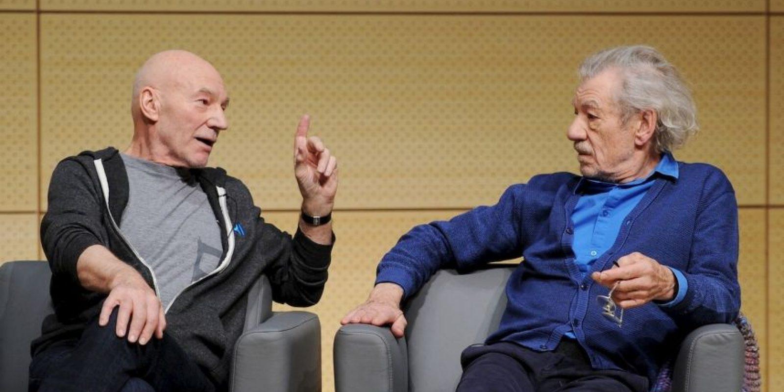 """""""Creo que Buckstone aparece cuando él aprecia las cosas. Lo vemos como algo positivo"""", explicó Stewart al diario británico The Telegraph. Foto:Getty Images"""