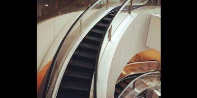 Se da la posibilidad de que, al ser blandos, puedan atorarse Foto:Instagram.com/explore/tags/escalator/