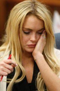 Lindsay Lohan. Foto:Getty Images