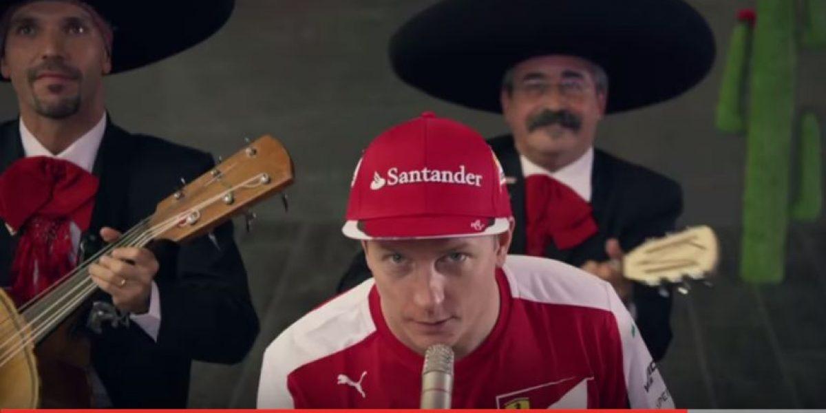 VIDEO. Pilotos de Ferrari se vuelven mexicanos en un divertido promocional