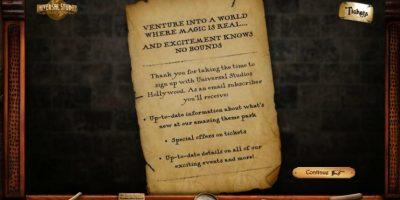 """Además de """"Flight of the Hippogriff"""", la primera montaña rusa al aire libre de Universal Studios de Hollywood. Foto:www.wizardingworldhollywood.com"""