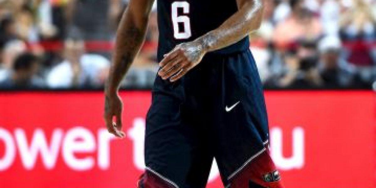 Estrella de la NBA es demandado por 21 millones de dólares por violación