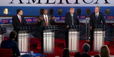 En vivo: Tercer debate de precandidatos presidenciales del Partido Republicano