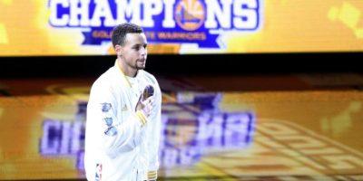 Llevó a Golden State al campeonato en la temporada pasada Foto:Getty Images