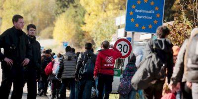 4. Grecia ha sido el principal destino de los refugiados sirios. Muchos llegan a la isla Lesbos tras arriesgar su vida en el Mediterráneo. Foto:Getty Images