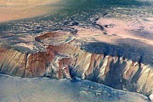 Así luce la superficie del planeta rojo Foto:Vía nasa.gov