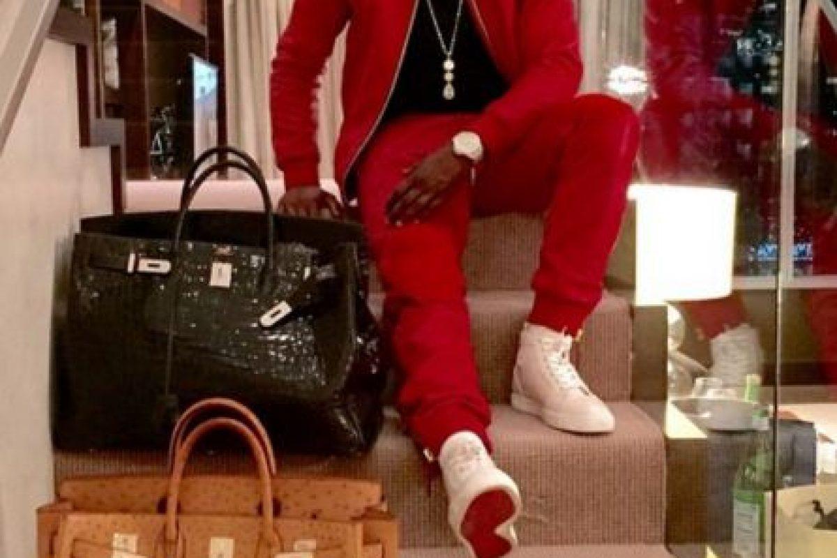 Además de ser considerado el mejor boxeador del mundo en la actualidad, Floyd Mayweather es una celebridad por la forma en que lleva su vida pública. Foto:Vía instagram.com/FloydMayweather