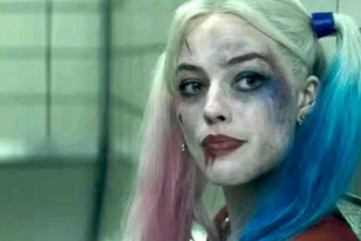 """Harley Quinn, interepretada por Margot Robbie en """"Suicide Squad"""". Foto:vía Warner Bros"""