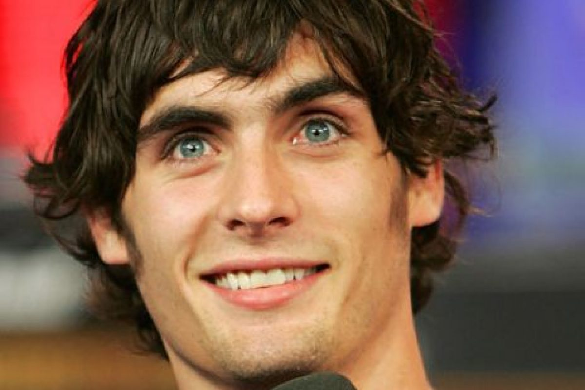 "Así lucía Tyson Ritter, de ""All American- Rejects"". Foto: vía Getty Images"