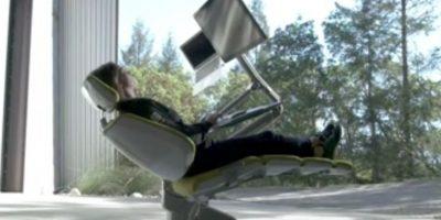 Esta opción de mobiliario para el trabajo está pensada para: Foto:Vía Youtube/AltWork