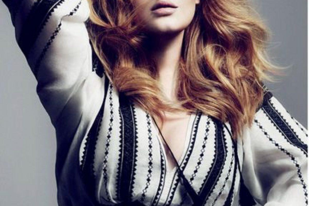 """Lo hizo una sesión muy sensual para """"Vogue"""" Foto:Vogue"""