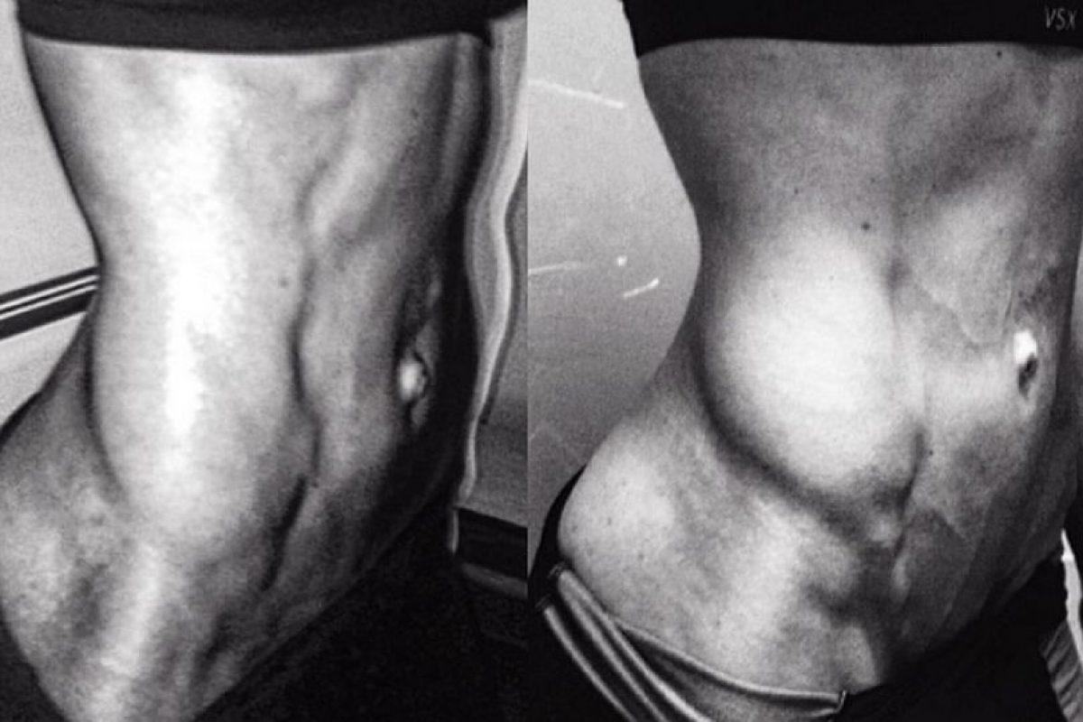Gracias a su cuerpo marcado es de las favoritas. Foto:Vía Instagram/@minscakes