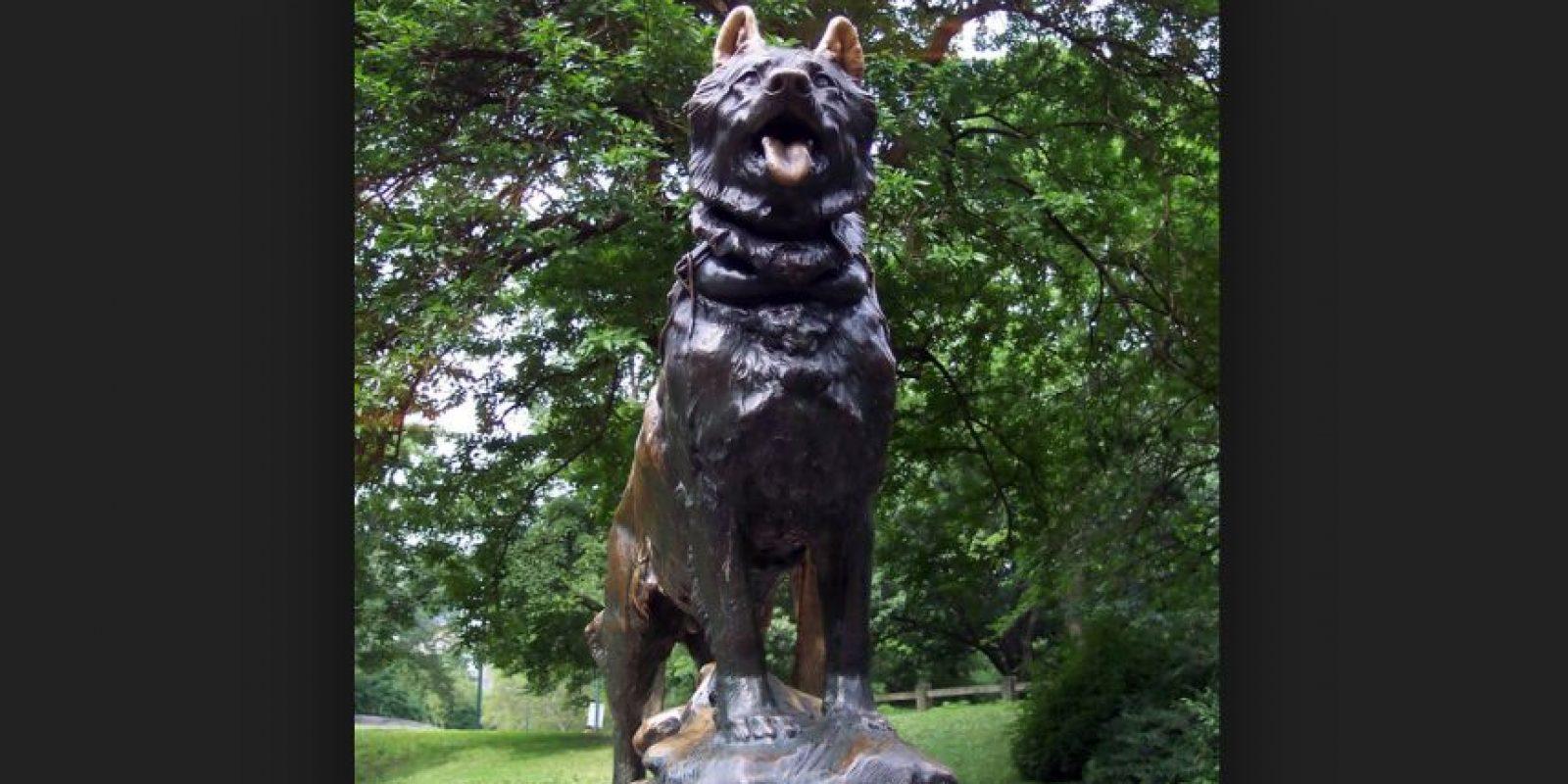 A finales de 1925 se creó una estatua en su honor en el Central Park de Nueva York. Foto:Vía Wikimedia.org