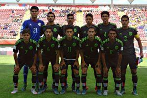 México clasificó a octavos de final como primer lugar del grupo C. Foto:Vía twitter.com/miseleccionmx