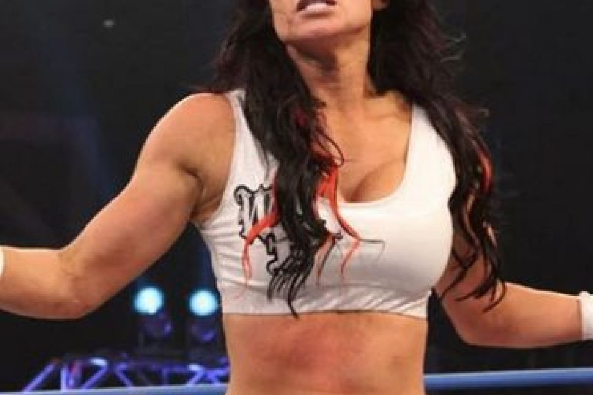 Victoria Foto:WWE