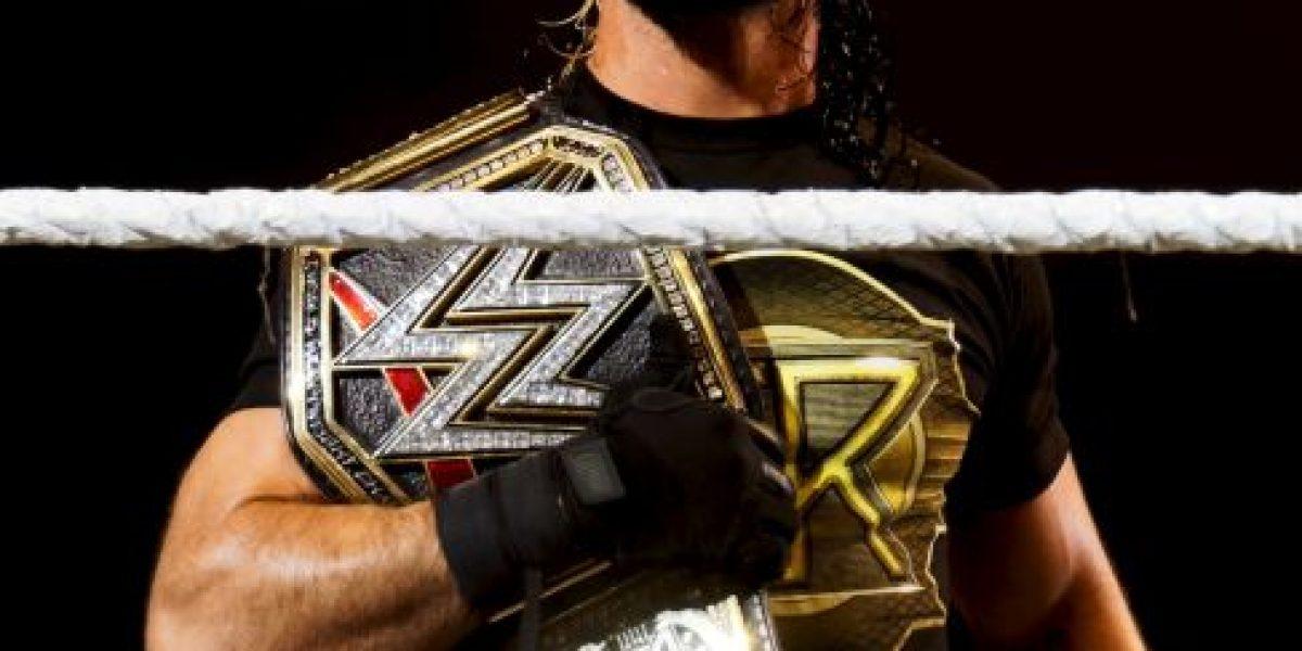 Seth Rollins: El campeón más sexy de la WWE