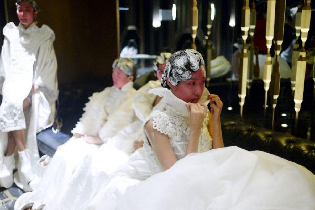 """Las autoridades reconocieron que la """"compra de esposas"""" es una costumbre creciente en las regiones rurales del país Foto:AFP"""