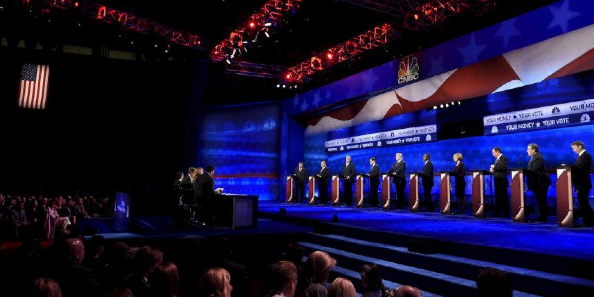 Donald Trump pierde fuerza en segundo debate del Partido Republicano