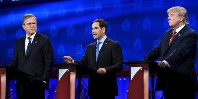 De acuerdo a experto los políticos que más se notaron fueron Marco Rubio Foto:AFP