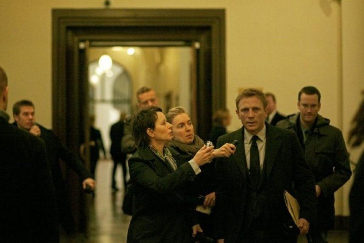 """Y descubrir la siniestra verdad que esconde la terrible organización """"Spectre"""" Foto:IMDb"""