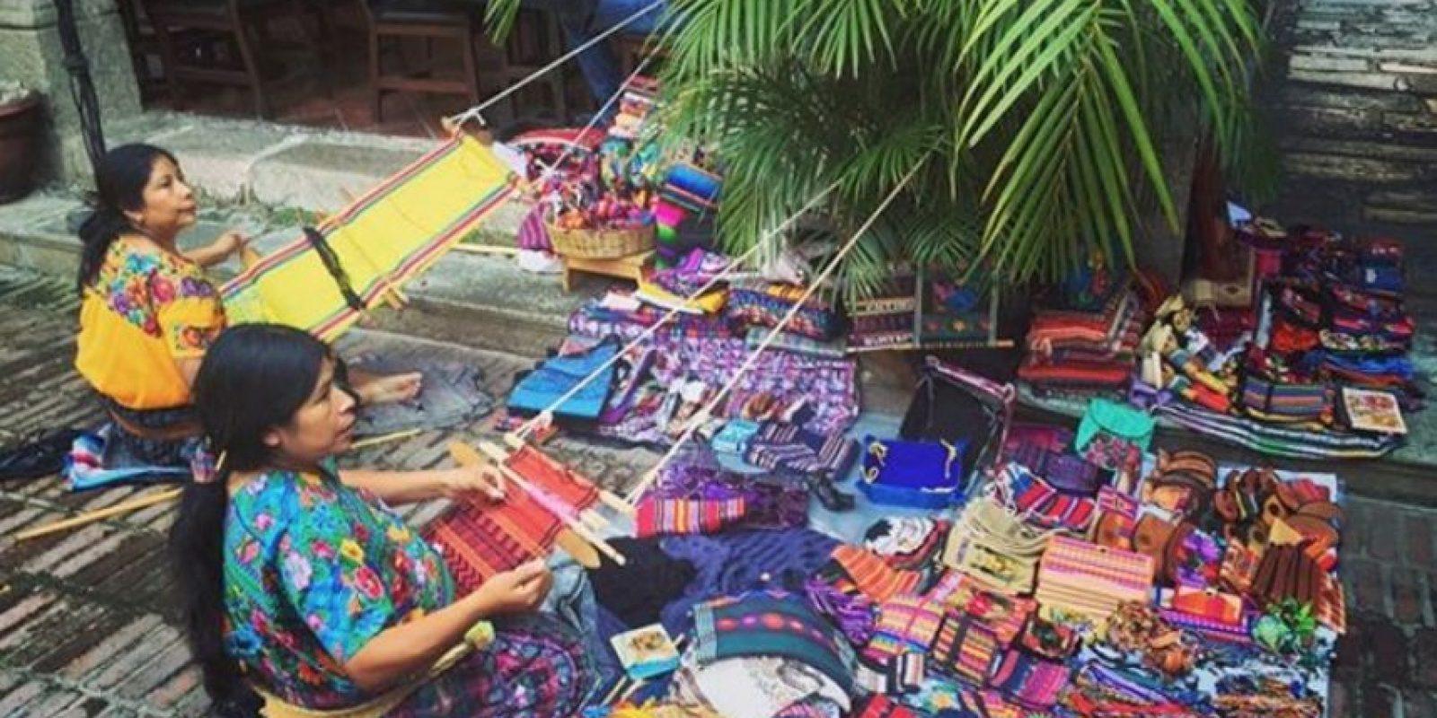 5- En la Antigua Guatemala siempre se conoce algo nuevo. Foto:twitter.com/colors.of-the-wind-kate