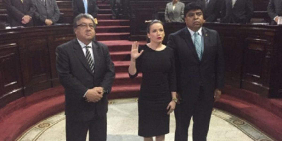 Daniela Beltranena renuncia como diputada