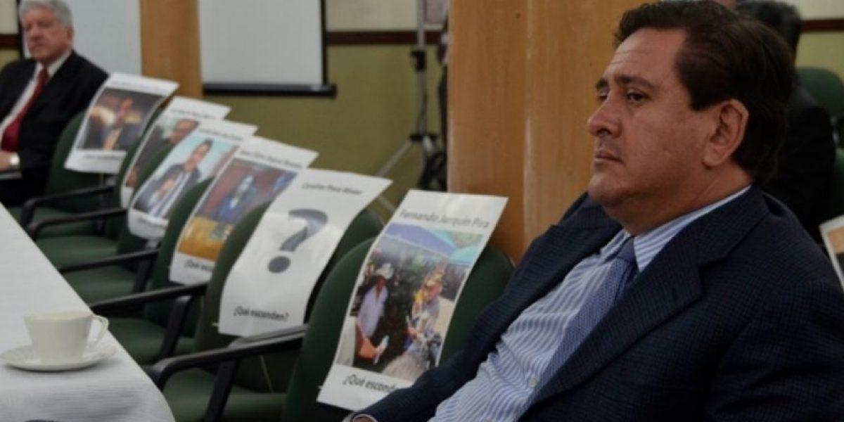 Embargan las cuentas del prófugo Gustavo Alejos