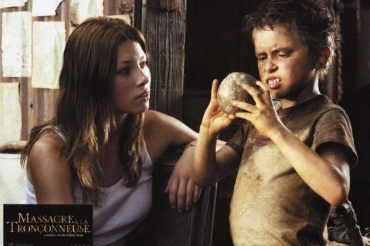 """En 2003 realizó una breve aparición en la cinta """"The Texas Chain Saw Massacre"""". Foto:IMDB"""