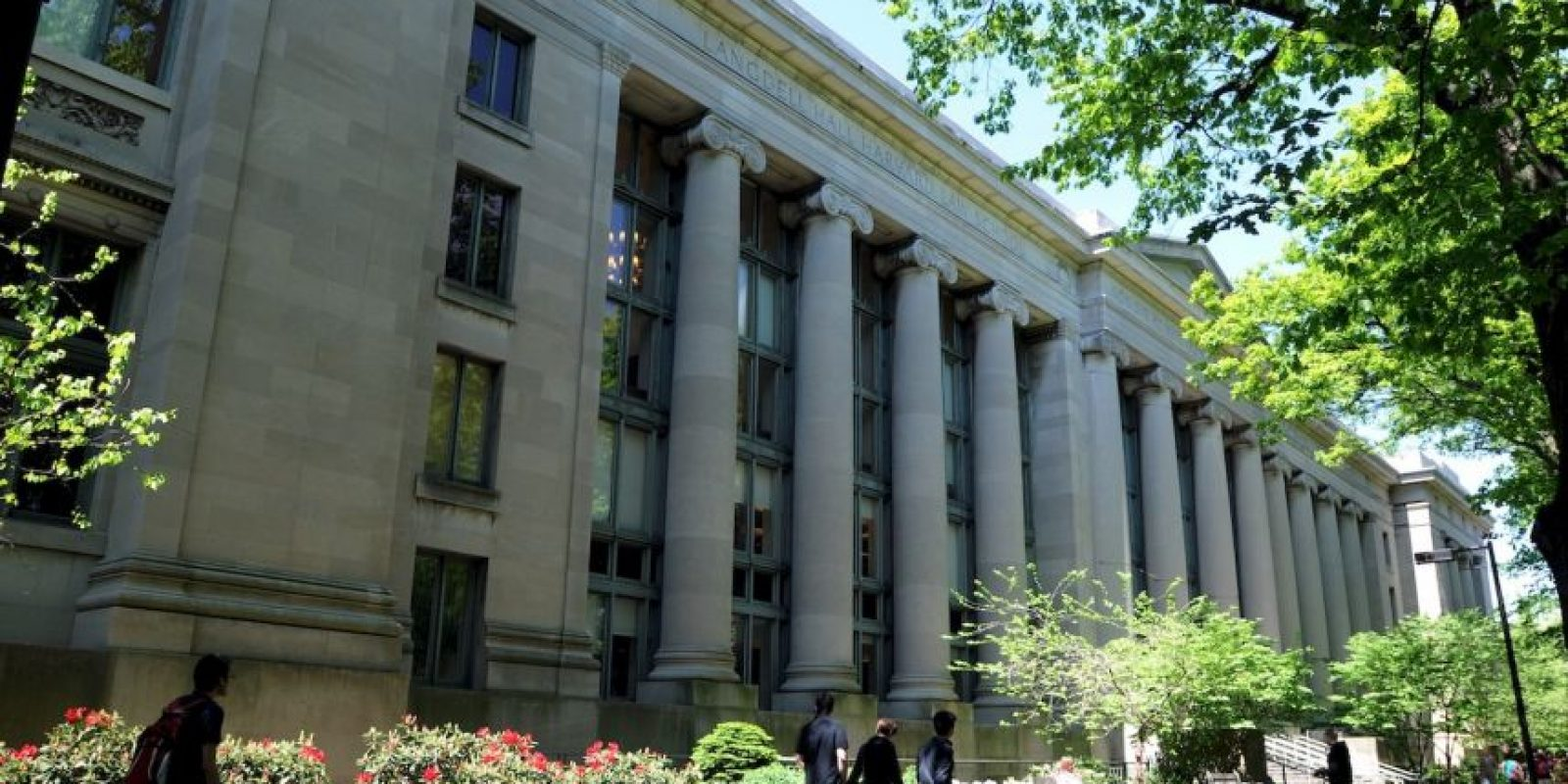 Posteriormente ingresó a la escuela de leyes de Harvard. Foto:Getty Images