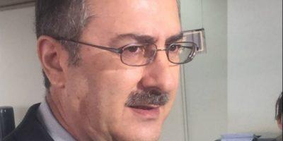 Exdiputado Pedro Muadi se presenta ante la justicia