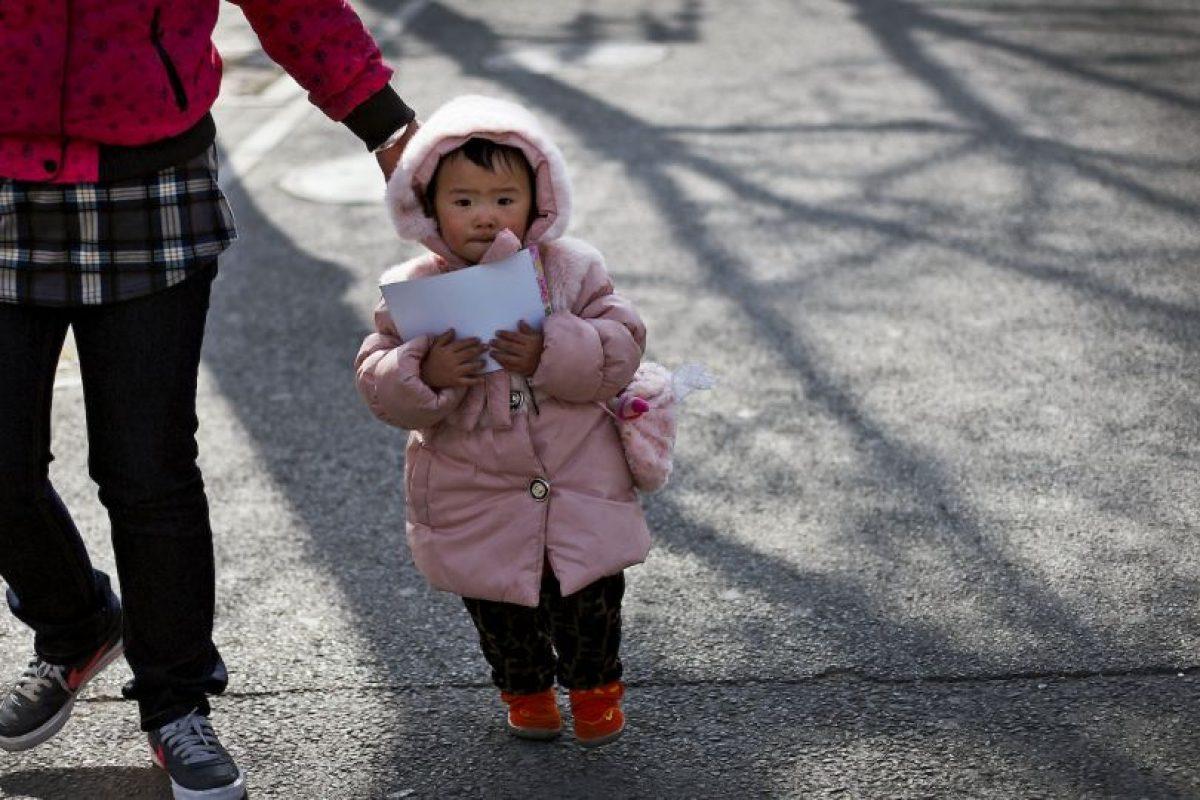 Durante los últimos cinco años, la población de mujeres en el país ha sido de 48 millones 200 mil personas Foto:AP