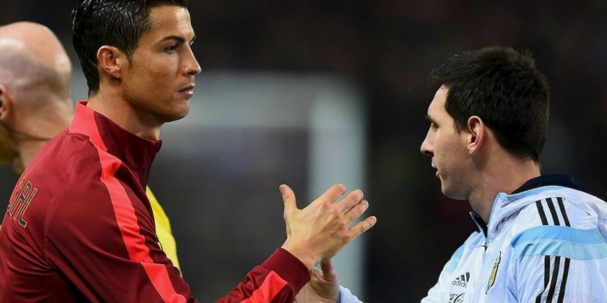 ¿Messi o Cristiano? A quién prefieren los técnicos del Brasileirao