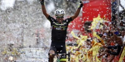Nervin Jiatz le da a Guatemala su tercera alegría en la Vuelta