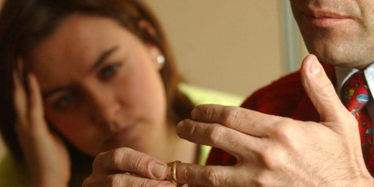 Ella le envío estas fotos íntimas a su esposo pero un detalle provocó el divorcio