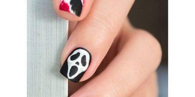 FOTOS. Escalofriantes ideas para que decores tus uñas en #Halloween
