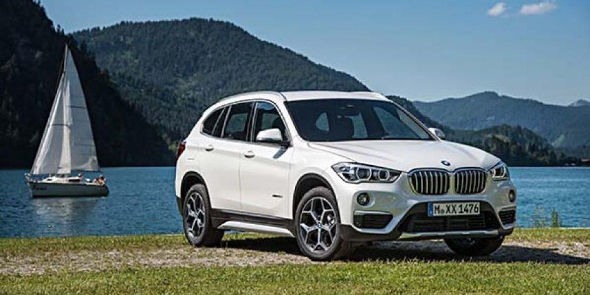 VIDEO. Presentan el nuevo BMW X1 en Guatemala
