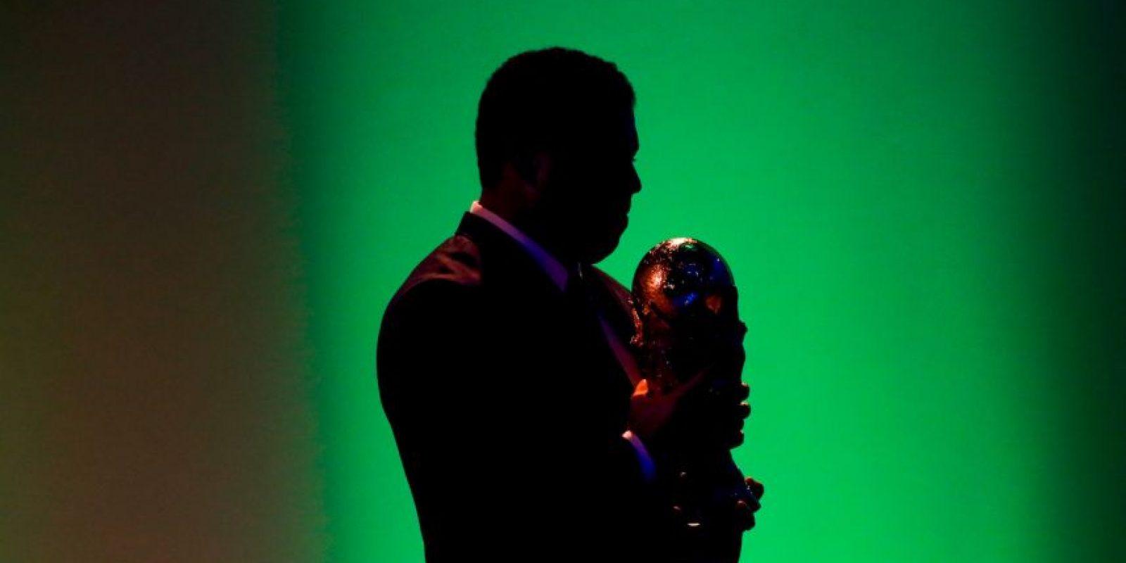 Ganó dos Copas del Mundo: Estados Unidos 1994 y Corea-Japón 2002 Foto:Getty Images