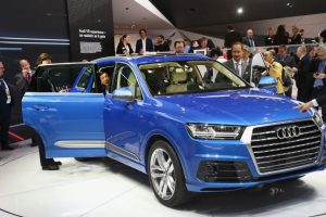 Audi Q7 Foto: Getty Images