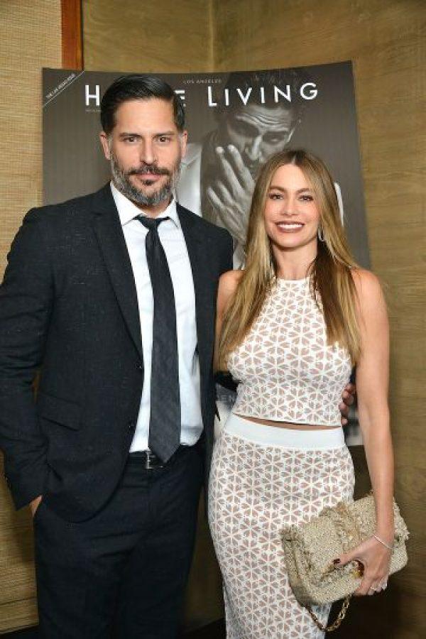 Sofía Vergara y Joe Manganiello ya está lista para su enlace matrimonial. Foto:Getty Images