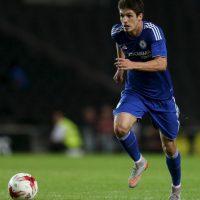 Lucas Piazón es un futbolista brasileño que es propiedad del Chelsea. Foto:Getty Images