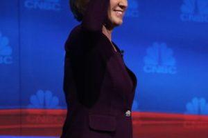 Carly Fiorina llamó hipócrita a Hillary Clinton. Foto:Getty Images