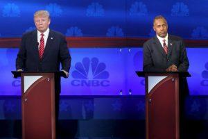 Donald Trump mantuvo su postura en cuanto ala inmigración ilegal. Foto:Getty Images