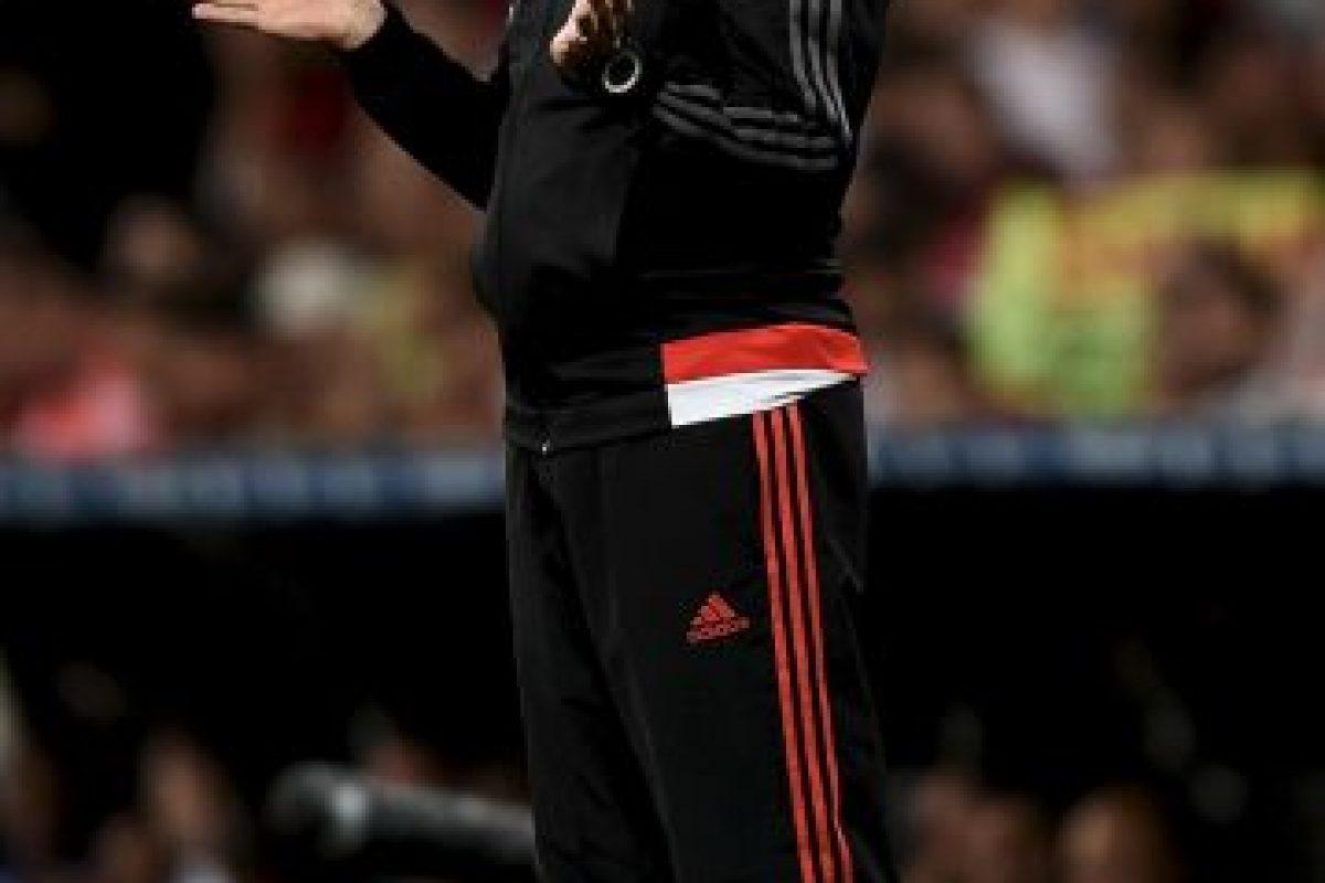 Oswaldo de Oliveira (Flamengo) Foto:Getty images