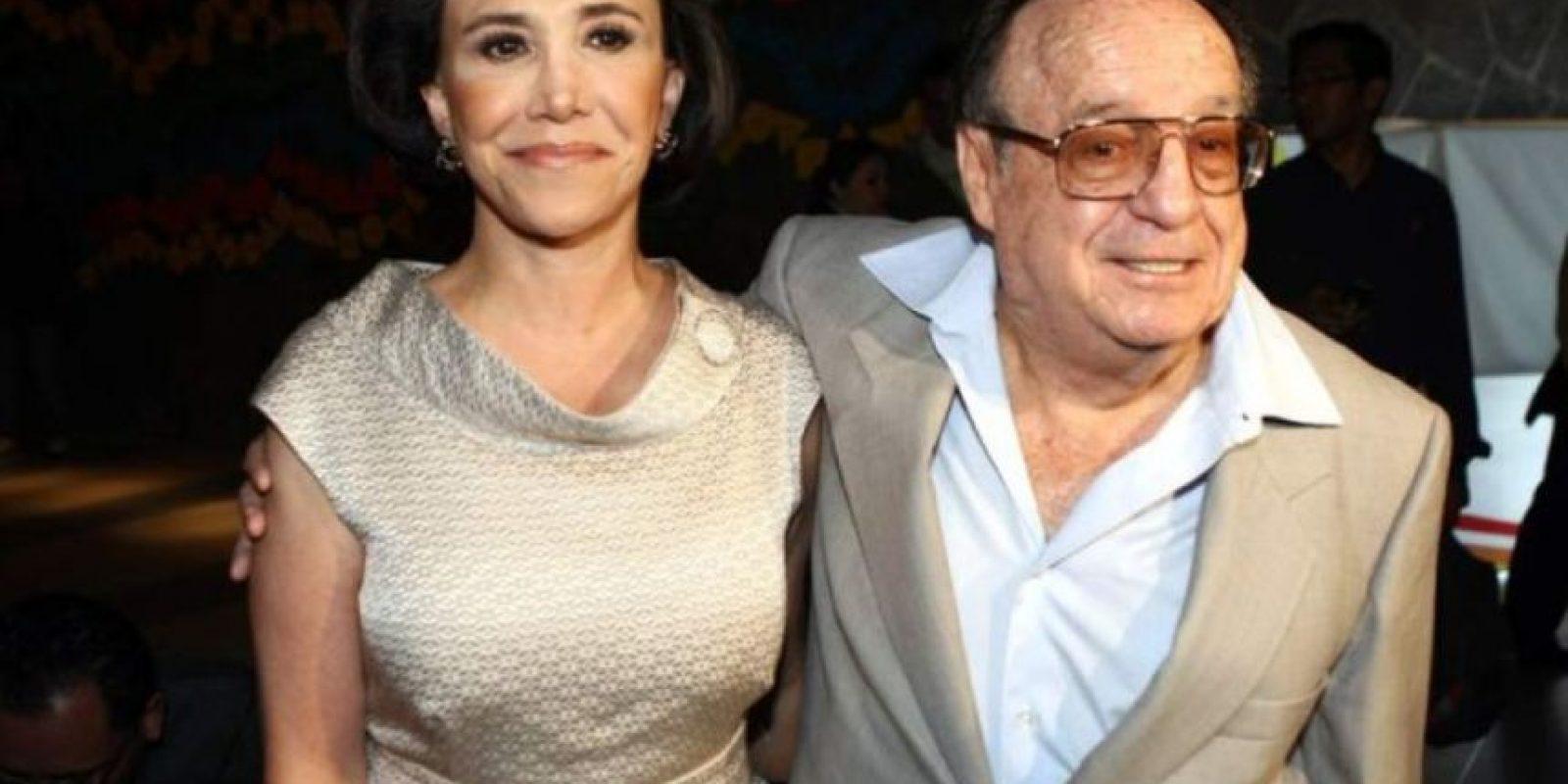También la acusaron de controlar en todo a su marido. Foto:vía Facebook/Chespirito