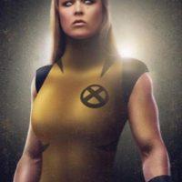 """Incluso, varios de sus fans la adoran tanto que la imaginaron como """"Súper Héroe"""" e hicieron varios diseños. Aquí como """"Wolverine"""" de los """"X-Men"""". Foto:Vía instagram.com/RondaRousey"""