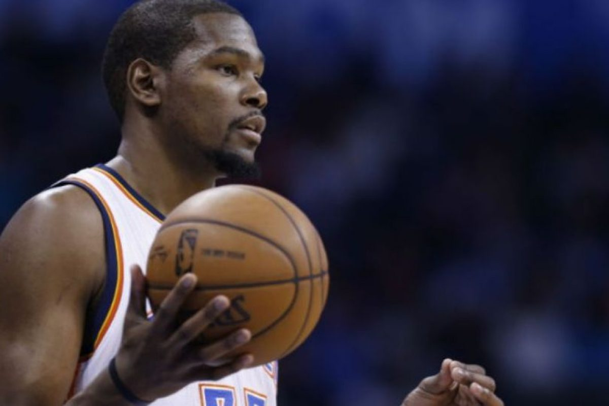 Kevin Durant Foto:Getty Images